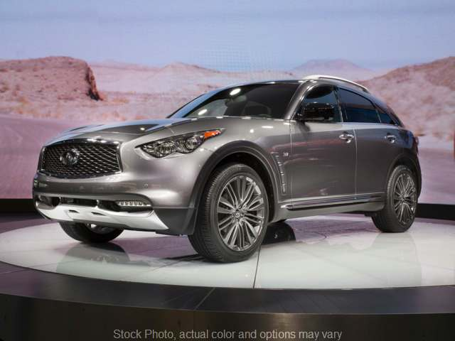 Used 2017  Infiniti QX70 4d SUV AWD at VA Trucks near Henrico, VA