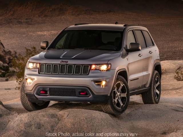 Used 2019  Jeep Grand Cherokee 4d SUV 4WD Trailhawk V6 at Shields Auto Center near Rantoul, IL