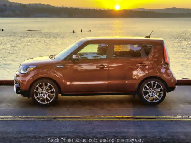 Used 2018  Kia Soul 4d Hatchback + at Edd Kirby's Adventure near Dalton, GA
