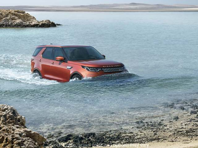 2017 Land Rover Discovery 4d SUV First Edition - Texas ...