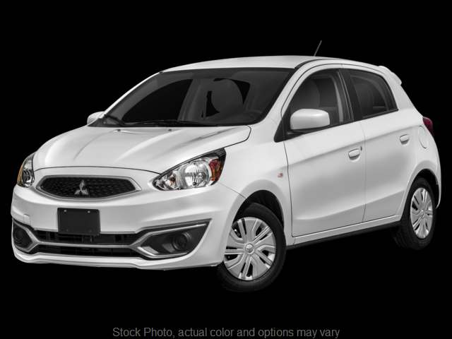 New 2019  Mitsubishi Mirage 4d Hatchback LE at Edd Kirby's Adventure Mitsubishi near Chattanooga, TN