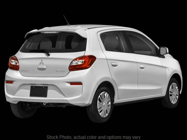 New 2019  Mitsubishi Mirage 4d Hatchback LE at The Gilstrap Family Dealerships near Easley, SC