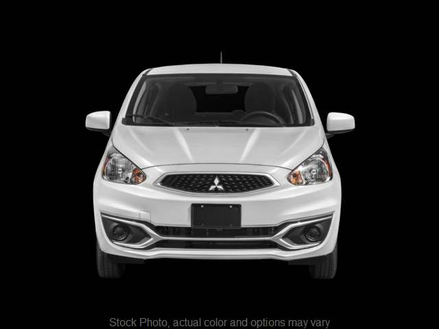 New 2017  Mitsubishi Mirage 4d Hatchback SE CVT at The Gilstrap Family Dealerships near Easley, SC