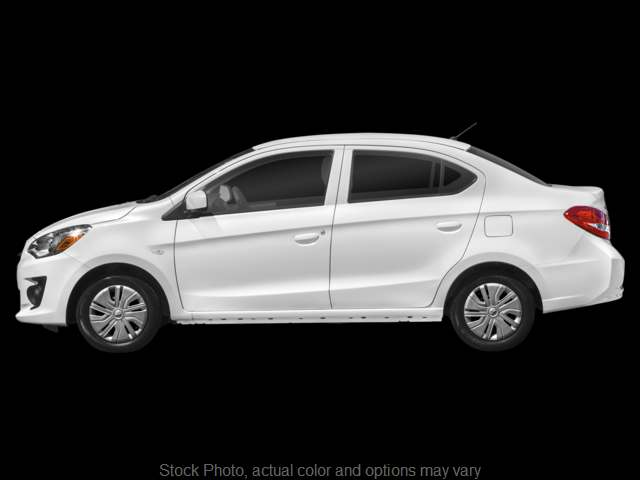 New 2019  Mitsubishi Mirage G4 4d Sedan ES CVT at Camacho Mitsubishi near Palmdale, CA