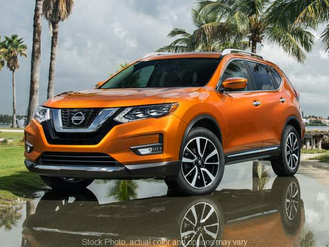 2019 Nissan Rogue 4d SUV AWD SL at Graham Auto Group near Mansfield, OH