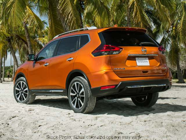 New 2018  Nissan Rogue 4d SUV FWD SL at Kona Nissan near Kailua Kona, HI