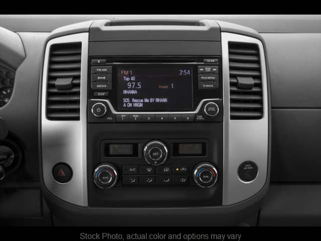 New 2019  Nissan Frontier 4WD Crew Cab SV Auto at Nissan of Paris near Paris, TN