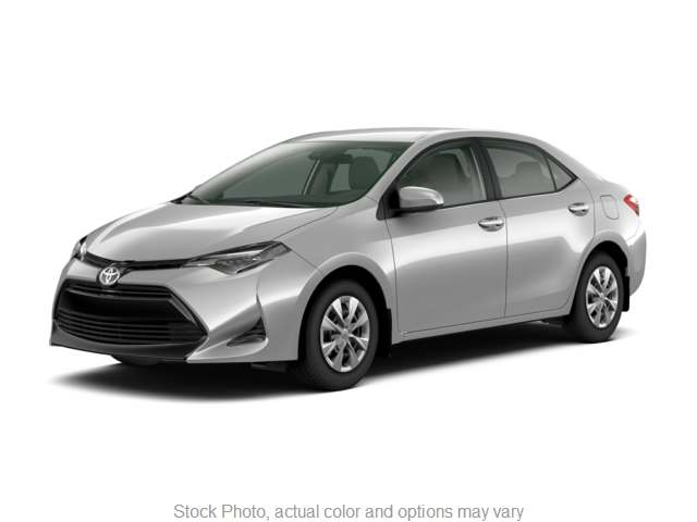 Used 2019  Toyota Corolla 4d Sedan LE at LaGrange Mitsubishi near LaGrange, GA