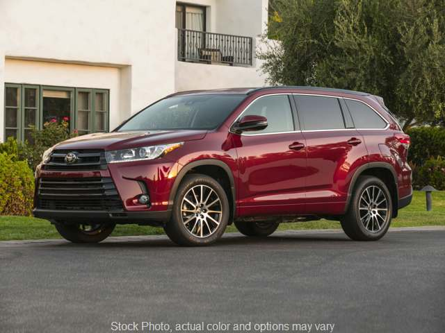 Used 2018 Toyota Highlander 4d SUV AWD LE at Oxendale Auto Center near Prescott Valley, AZ