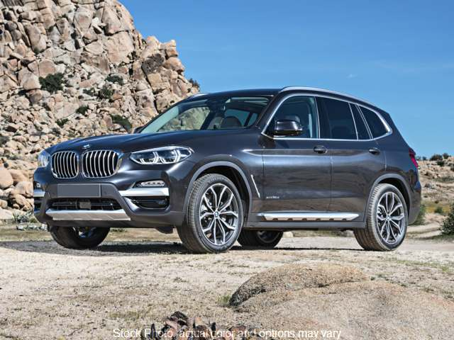 Used 2019 BMW X3 4d SAV sDrive30i at C&H Auto Sales near Troy, AL