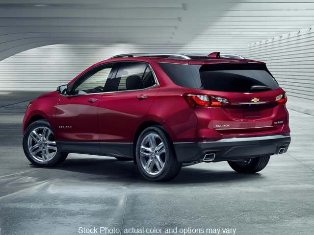 New 2019 Chevrolet Equinox 4d SUV FWD LT w/1LT at Shields Auto Mart near Paxton, IL