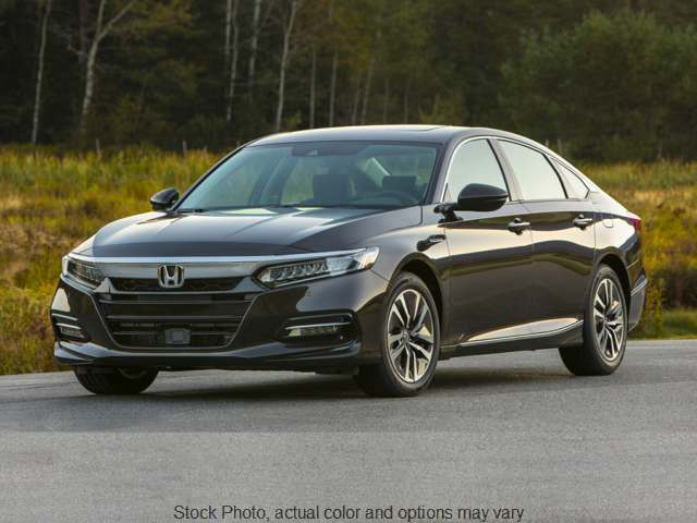 New 2019  Honda Accord Hybrid 4d Sedan EX at CarloanExpress.Com near Hampton, VA