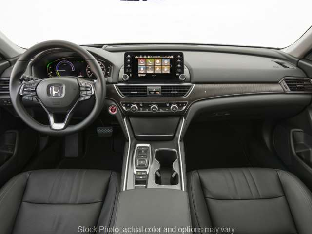 New 2019  Honda Accord Hybrid 4d Sedan EX-L at CarloanExpress.Com near Hampton, VA