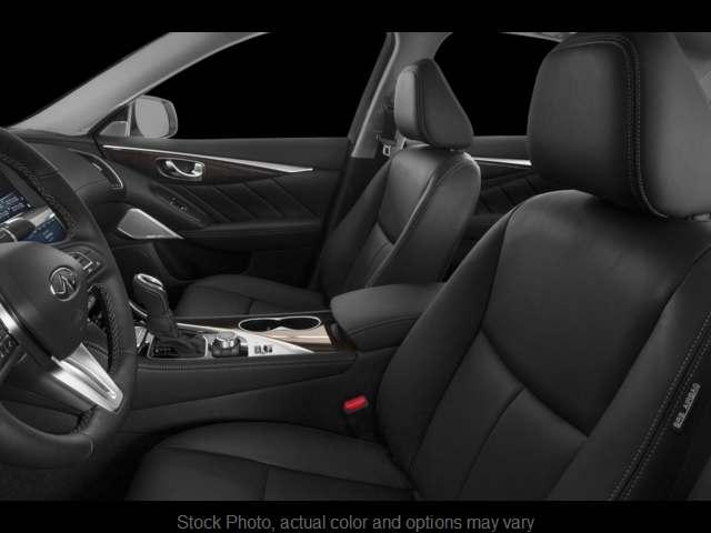 Used 2018  Infiniti Q50 4d Sedan AWD 3.0t LUXE at VA Cars Inc. near Richmond, VA