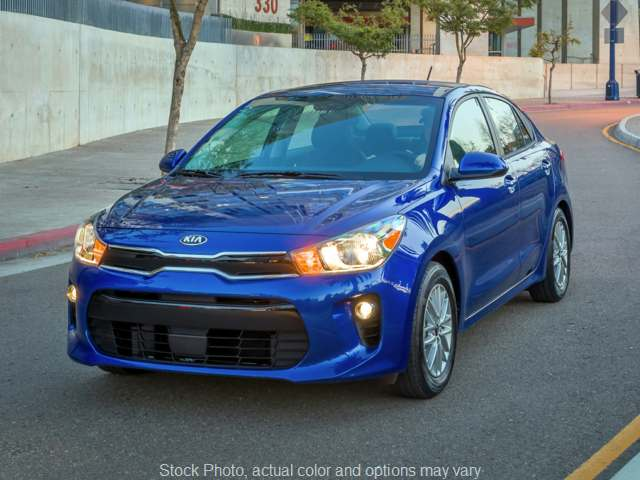 2018 Kia Rio 4d Sedan S at The Gilstrap Family Dealerships near Easley, SC