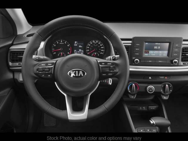 New 2018  Kia Rio 5-Door 5d Hatchback LX Auto at Bedford Auto Giant near Bedford, OH