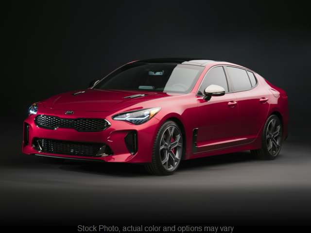 2019 Kia Stinger 4d Sedan AWD GT at Bedford Auto Giant near Bedford, OH