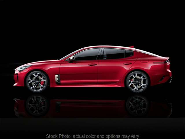 New 2018  Kia Stinger 4d Sedan AWD Premium at Bedford Auto Giant near Bedford, OH