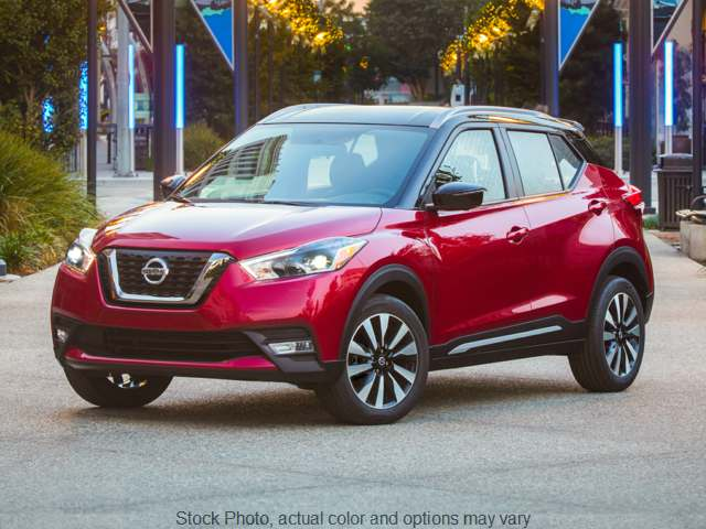New 2019  Nissan Kicks 4d SUV FWD S at Kama'aina Nissan near Hilo, HI