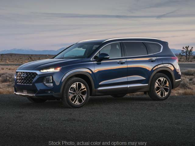 2019 Hyundai Santa Fe 4d SUV FWD Ultimate 2.0T at Carmack Car Capitol near Danville, IL