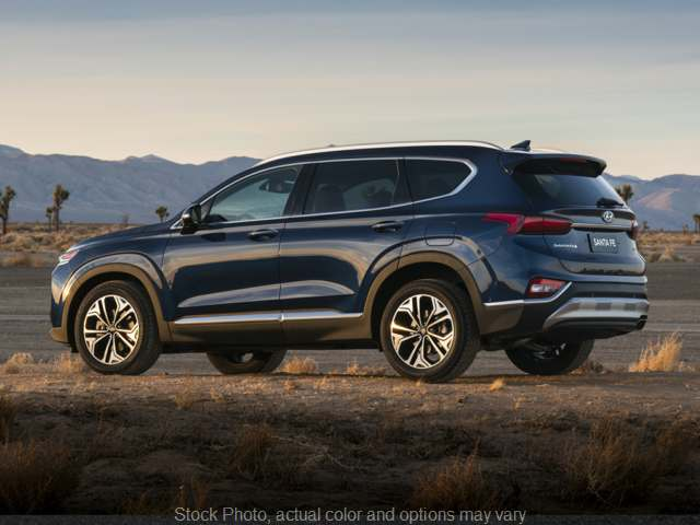 New 2019  Hyundai Santa Fe 4d SUV AWD Ultimate 2.0T at Carmack Car Capitol near Danville, IL