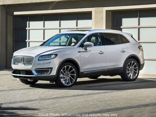 New 2020  Lincoln Nautilus 4d SUV AWD Reserve 2.7L at Graham Auto Group near Mansfield, OH