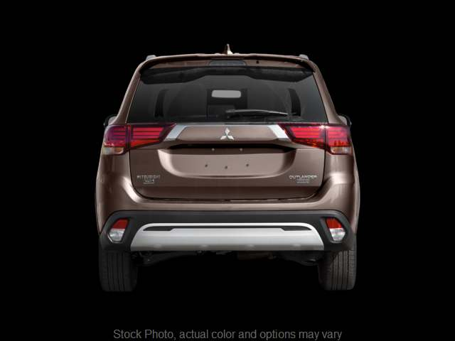 New 2019  Mitsubishi Outlander 4d SUV FWD LE at The Gilstrap Family Dealerships near Easley, SC