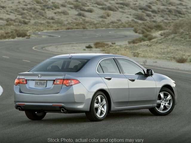 Used 2011  Acura TSX 4d Sedan V6 Tech at The Gilstrap Family Dealerships near Easley, SC