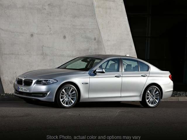 2012 BMW 5 Series 4d Sedan 535i xDrive at Auto Sense near Salem, NH