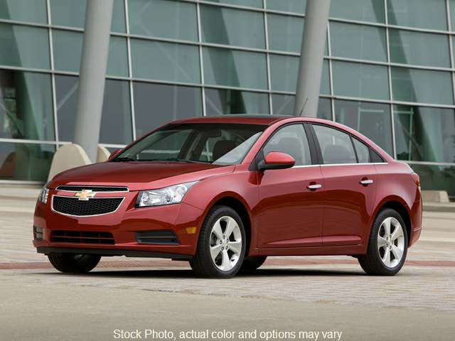 Used 2013 Chevrolet Cruze 4d Sedan LTZ at Atlas Automotive near Mesa, AZ