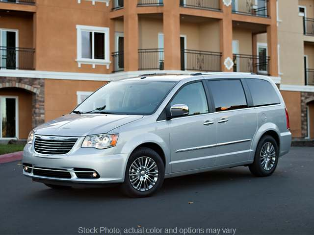 2012 Chrysler Town & Country 4d Wagon Touring at Shook Auto Sales near New Philadelphia, OH