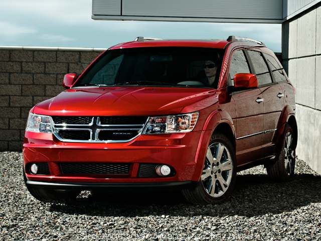2013 Dodge Journey 4d SUV FWD Crew at Express Auto near Kalamazoo, MI