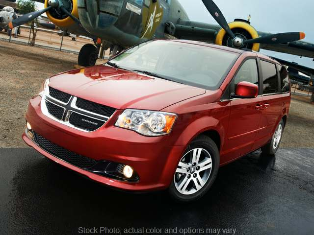 2011 Dodge Grand Caravan 4d Wagon Crew at VA Cars of Tri-Cities near Hopewell, VA