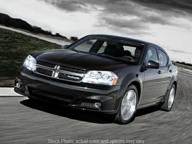 2012 Dodge Avenger 4d Sedan SXT at Express Auto near Kalamazoo, MI