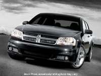 Used 2013  Dodge Avenger 4d Sedan SXT at Ypsilanti Imports near Ypsilanti, MI