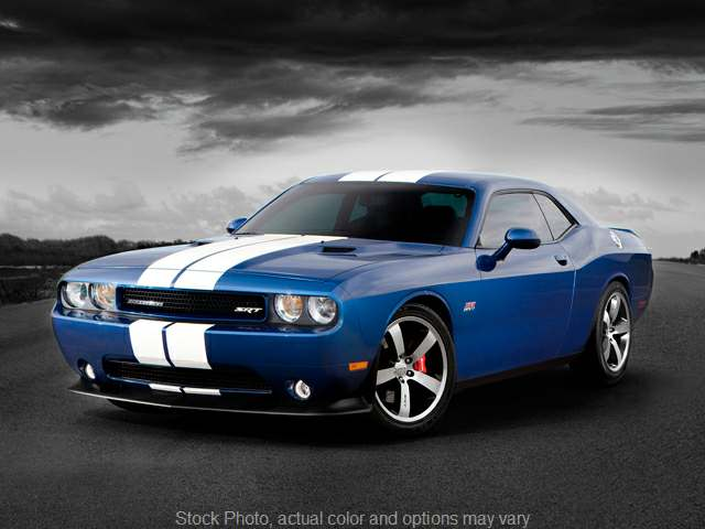 Used 2013  Dodge Challenger 2d Coupe SRT8 at CarCo Auto World near South Plainfield, NJ