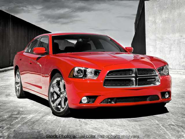 2012 Dodge Charger 4d Sedan SXT at City Wide Auto Credit near Oregon, OH