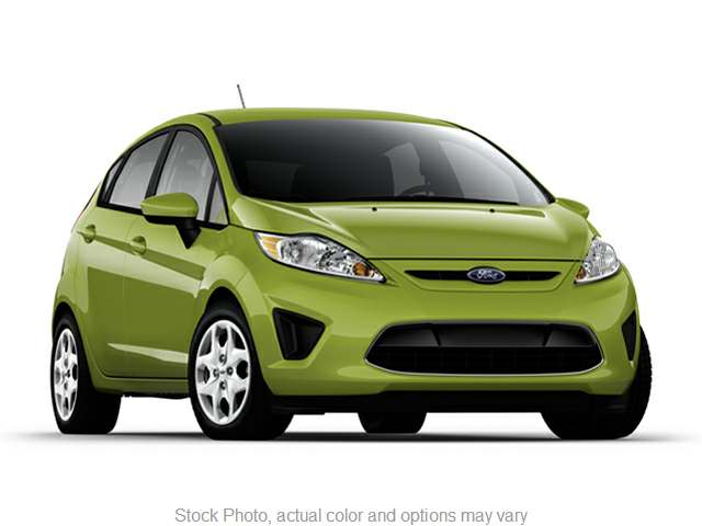 Used 2013 Ford Fiesta 4d Hatchback SE at Premier Car & Truck near St. George, UT