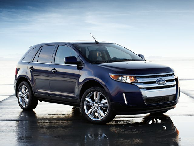 Used  Ford Edge D Suv Fwd Sel Ecoboost At Premier Car Truck Near St