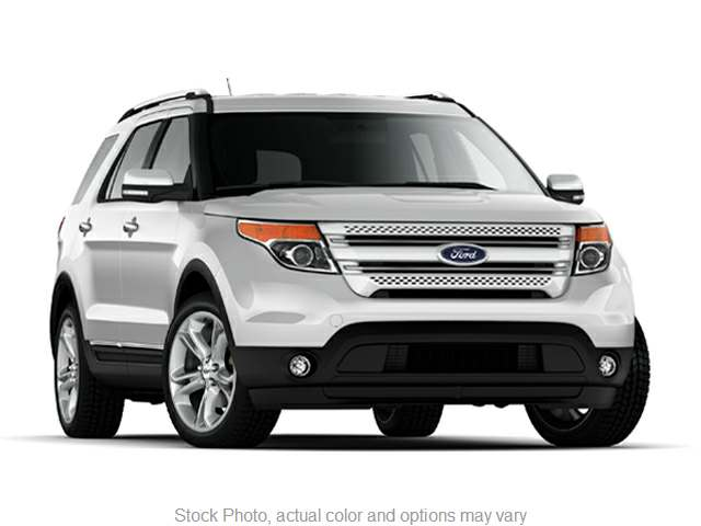 2012 Ford Explorer 4d SUV FWD XLT at Oxendale Auto Outlet near Winslow, AZ
