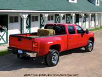 Used 2013  GMC Sierra 3500 4WD Crew Cab SLE DRW at Oxendale Auto Outlet near Winslow, AZ