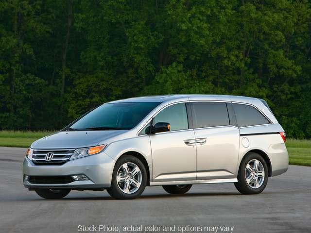 2012 Honda Odyssey 5d Wagon EX at Sharpnack Auto Credit near Willard, OH