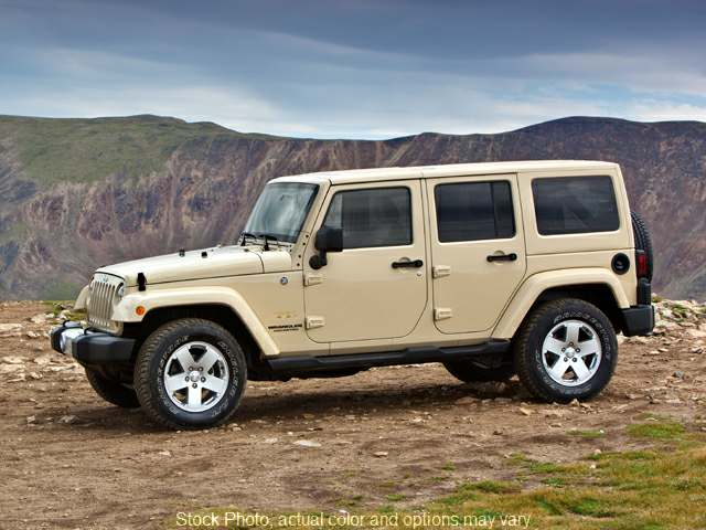 2011 Jeep Wrangler Unlimited 4d Convertible Rubicon at Tacoma Car Credit near Tacoma, WA