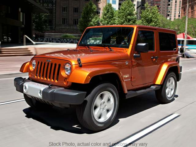 Used 2011 Jeep Wrangler 2d Convertible Sport at Texas Certified Motors near Midland, Texas