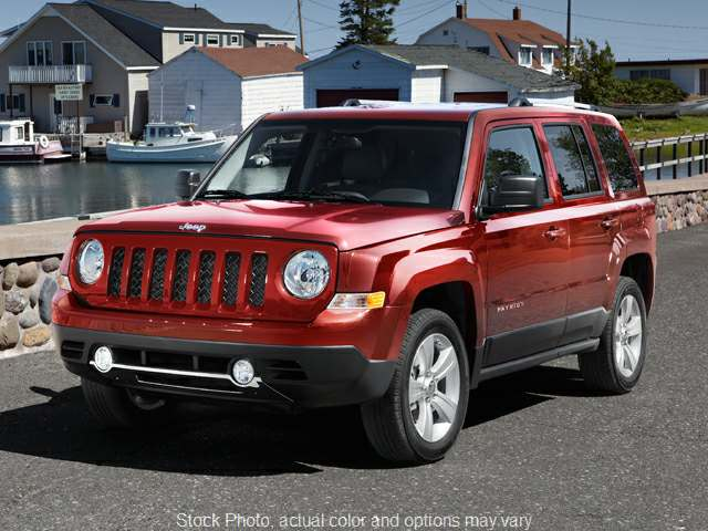 2012 Jeep Patriot 4d SUV 4WD Latitude at Good Wheels near Ellwood City, PA