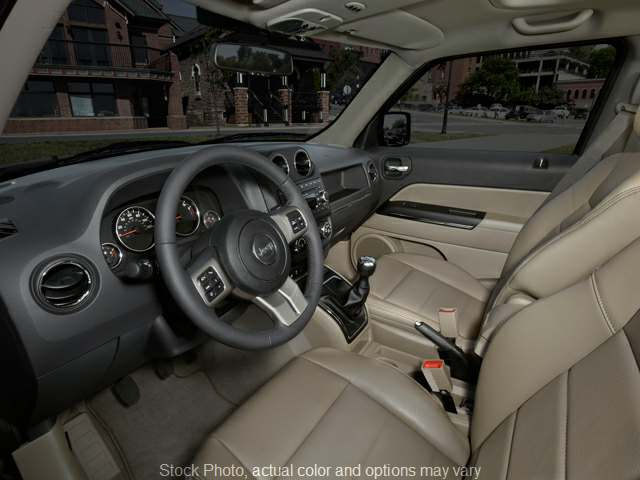 Used 2012  Jeep Patriot 4d SUV 4WD Sport at Express Auto near Kalamazoo, MI