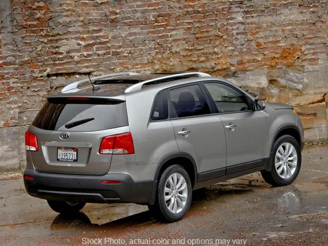 Used 2012  Kia Sorento 4d SUV FWD LX at The Gilstrap Family Dealerships near Easley, SC