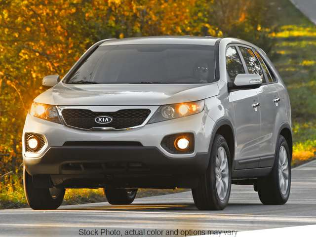 Used 2012  Kia Sorento 4d SUV FWD LX at City Wide Auto Credit near Toledo, OH
