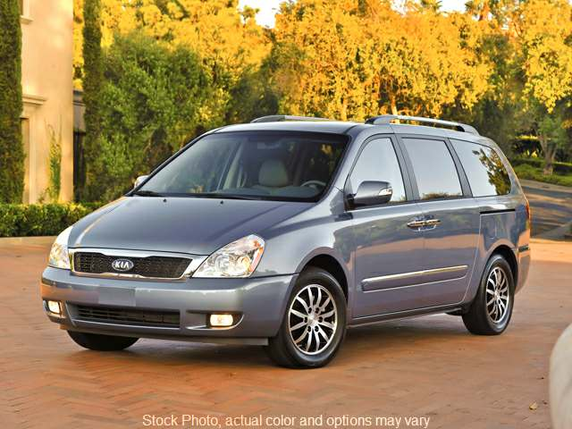 2012 Kia Sedona 4d Wagon LX at Express Auto near Kalamazoo, MI