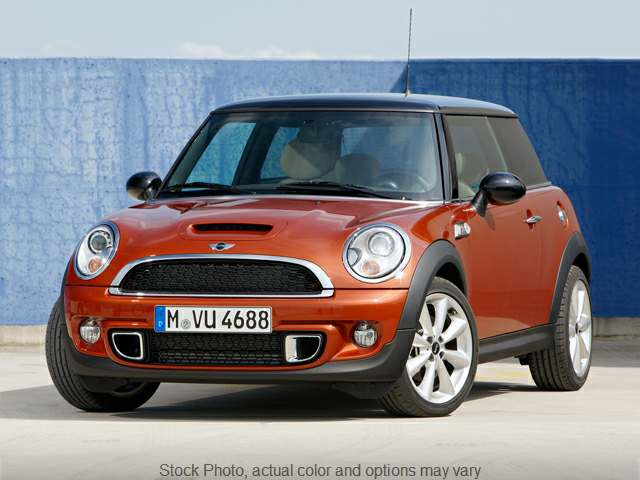 2013 Mini Cooper Hardtop 2d Coupe S at Ubersox Used Car Superstore near Monroe, WI
